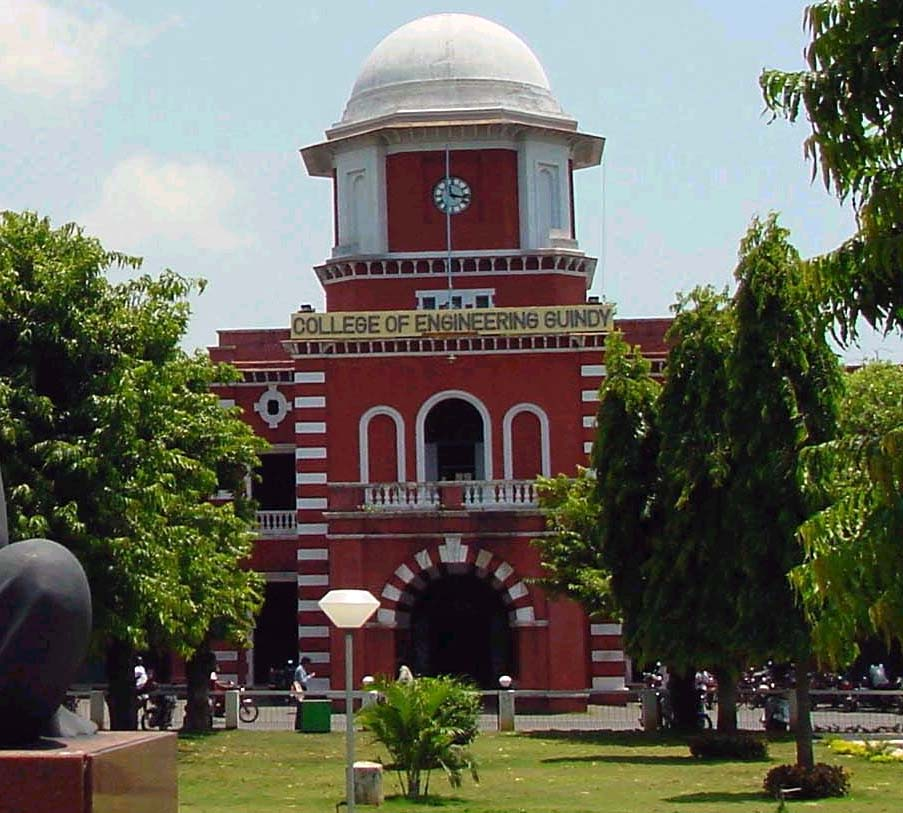 >List Of Engineering Colleges Under Anna University