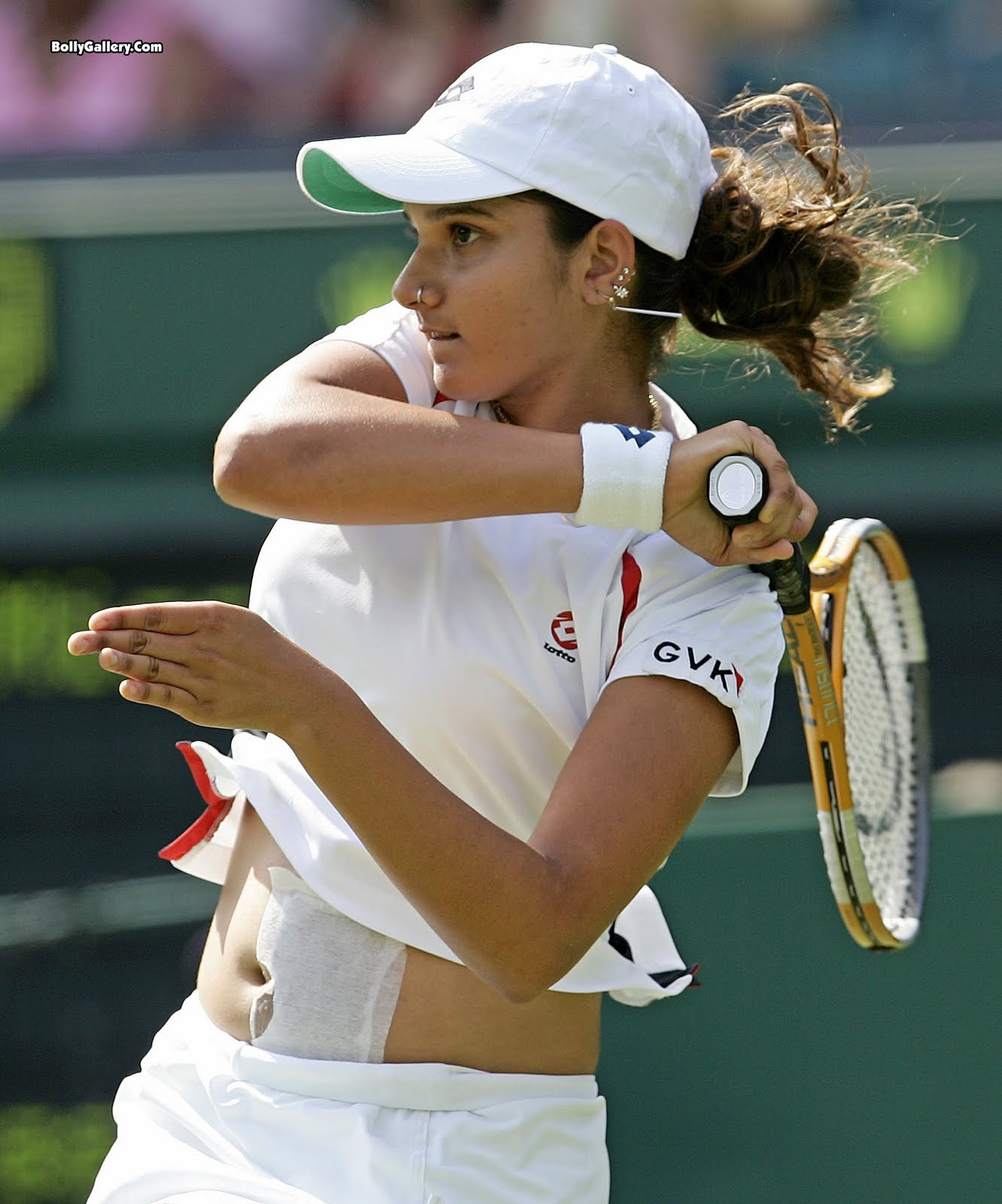 Download Free Images For Indian Tennis Star Sania Mirza -7875