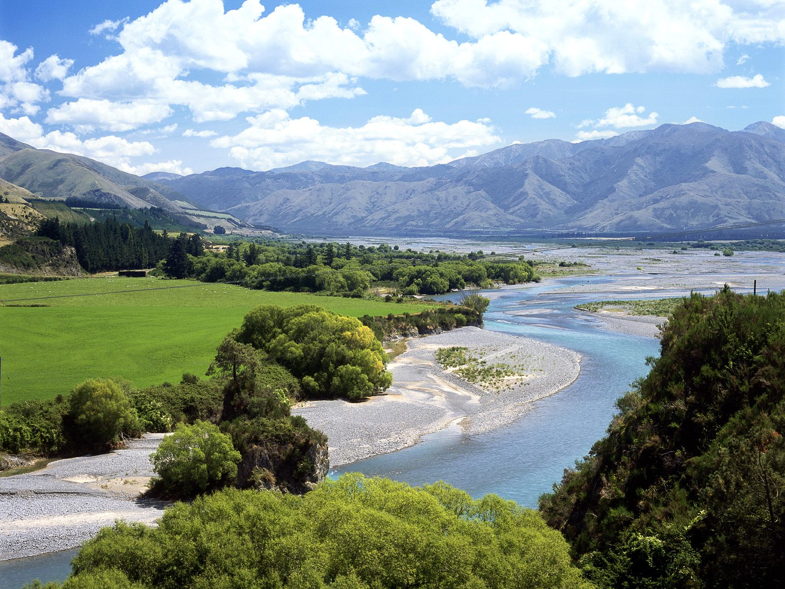 New Zealand Picture: >New Zealand Nature Wallpapers 2011